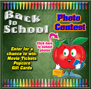 Enter our back to school photo contest