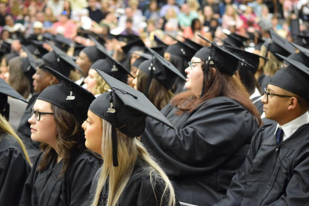 Over 233 students participated in Panola College's 83rd Commencement ceremony on May 9th.
